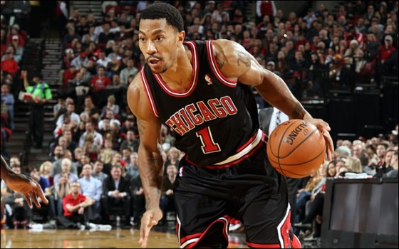Derrick Rose injury update