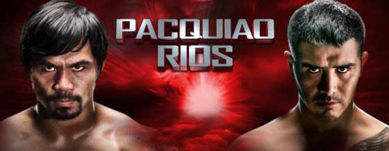 Pacquiao vs Rios 2013