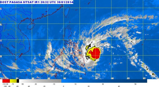 Typhoon Basyang Update