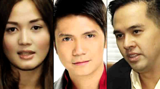 Deniece Cornejo scandal with Vhong Navarro and Cedric Lee