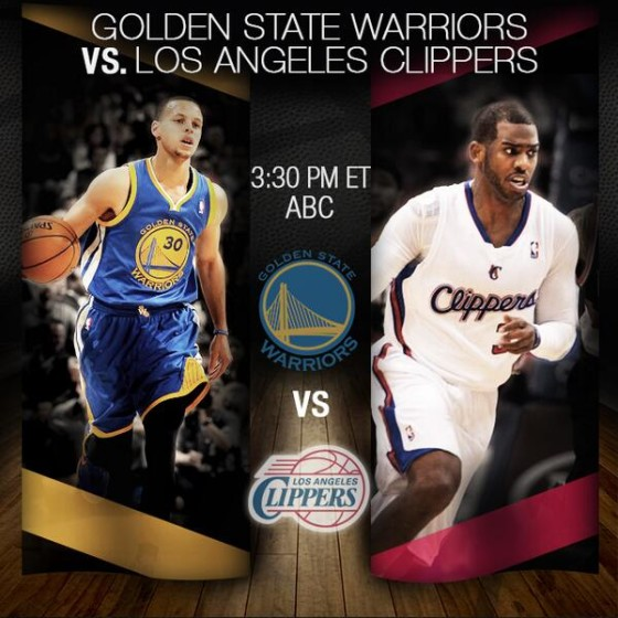 NBA Playoffs 2014: LA Clippers vs GS Warriors