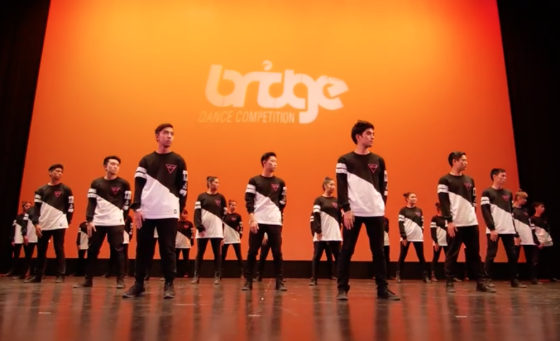 ACA Hip Hop Bridge Dance Competition