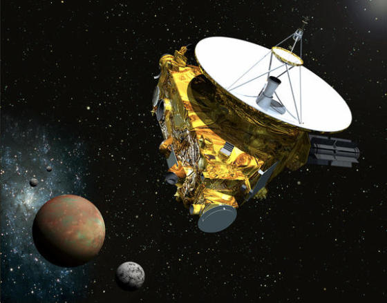New Horizons Spacecraft NASA