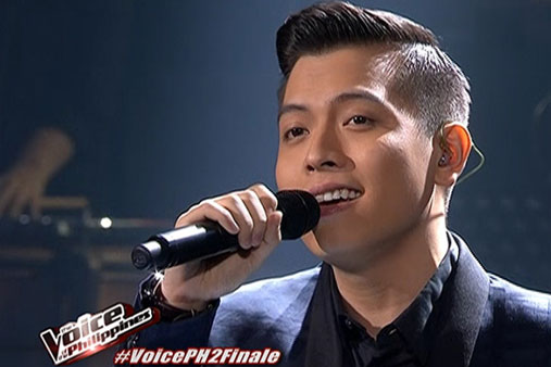 Jason Dy The Voice Philippines Winner