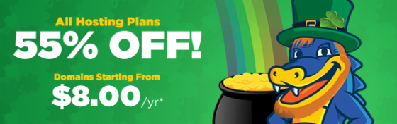 St. Patrick's Day Sales 2015