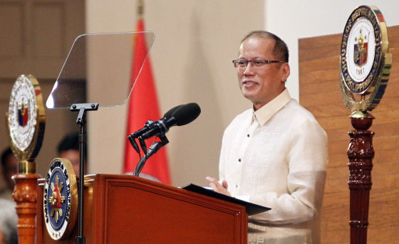 SONA 2015 of Noynoy Aquino